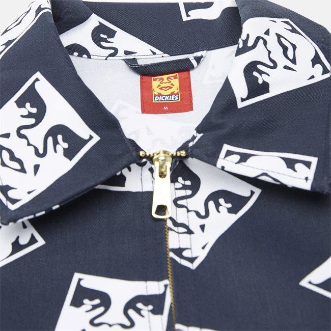OBY2 Undlined Eisenhower Jacket
